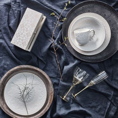London based interior stylist, Pippa Jameson, styling for Sainsbury's Home and Marie Claire. Photographer Simon Bevan