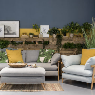 London based Interior Stylist, Pippa Jameson, styling for DFS